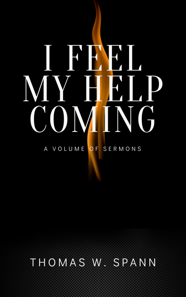 Cover I Feel My Help Coming